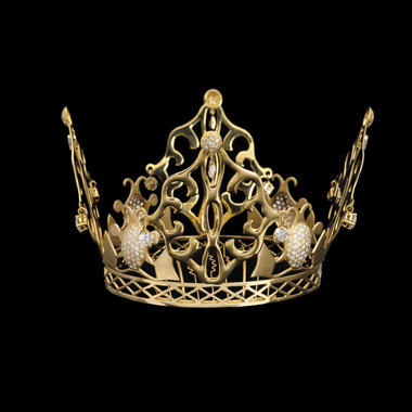 BECKHAM CROWN