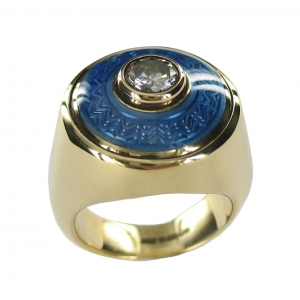 18krt-diamond-set--enamel-ring8
