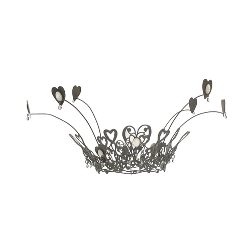 Sprung Hearts Crown