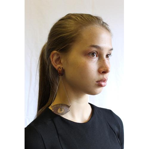 Eyedrop Earrings