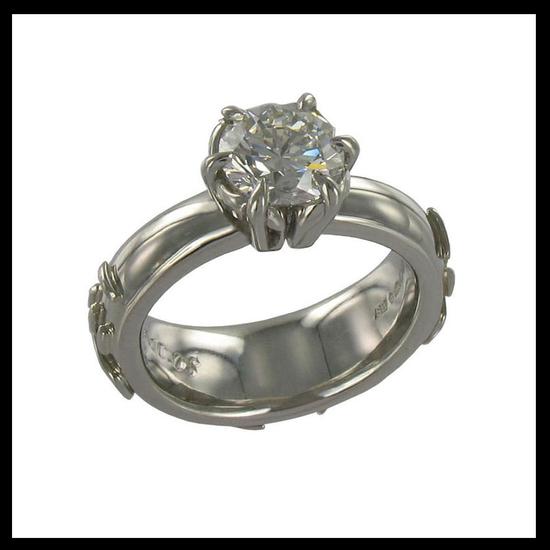 Diamond Story Ring