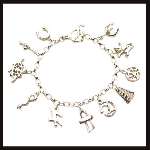 Legend Small Charm Bracelet
