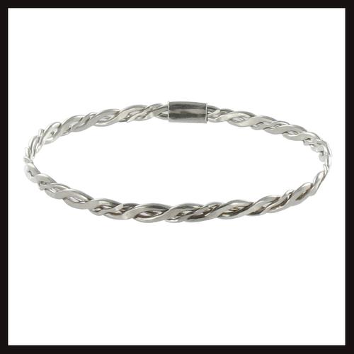 Celtic Nouveau Twisted Rope Wristband