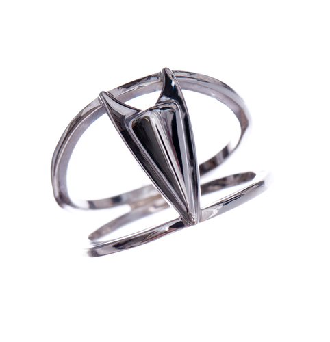 Orion Small Double Band Ring