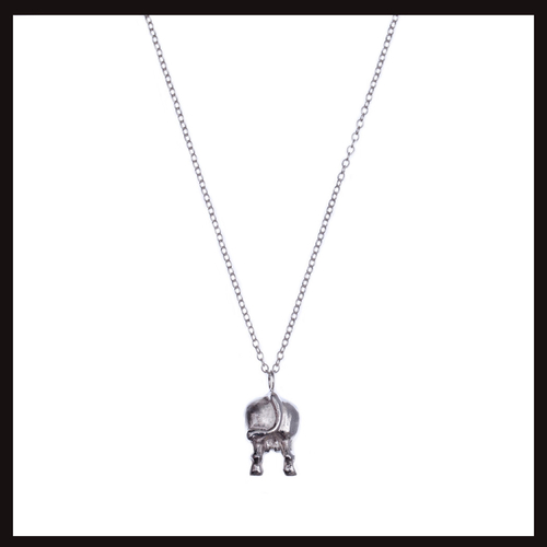 Holy Cow Butt Pendant
