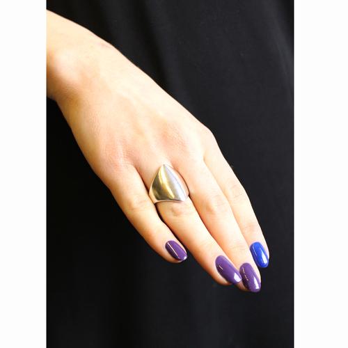 Celtic Nouveau Axe Ring